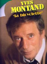 ALBUM 2 VINYLS 33 Trs./...YVES MONTAND.../...LA BICYCLETTE.....