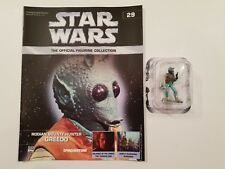 Deagostini Star Wars The Official Figurine Collection Issue 29 Greedo