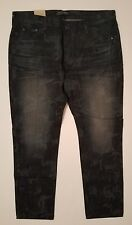 Big Star Division Straight Leg Jeans 3 Year Enclave Mens Size 38 X 32 NWT New
