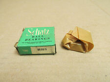 "NIB Schatz BR9916 BEARING METAL SHIELD BOTH SIDES 1616ZZ 1/2"" x 1 1/8"" x 3/8"" W"