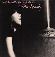 The Knack(Vinyl LP)But The Little Girls Understand-Capitol-062-86080-Sw-VG/G