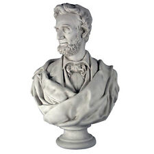 "34"" Abraham Lincoln USA President Sculpture Bust Museum Replica Reproduction"