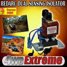 REDARC SBI12D DUAL SENSING  DUAL BATTERY SYSTEM ISOLATOR SUIT 4X4 4WD SBI12