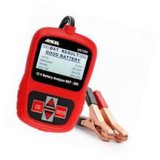 Universal 12V Coche Probador De Batería Verificador de voltaje de batería de automóviles con Croc CL
