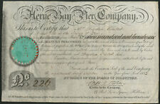 More details for herne bay pier co., one share, 1832