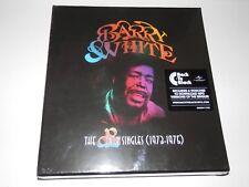 "Barry White-The 20th Century Records 7"" Singles Ltd.Edt.10Vinyl LP NEUF"