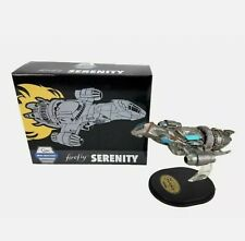 Qmx Mini Masters Firefly Serenity Display Maquette with Base Loot Crate New