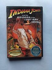 INDIANA JONES AND THE RAIDERS OF THE LOST ARK DVD HARRISON
