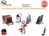 Cleaning Machines Repairs London and surrounding areas