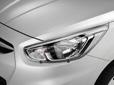 Genuine Hyundai RB Accent Headlight Protectors