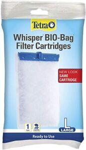 Tetra 26161 Whisper Bio-Bag Cartridge, Large, 1-Pack