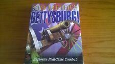 Sid Meiers`s Gettysberg RARE First Edition PC BIG BOX