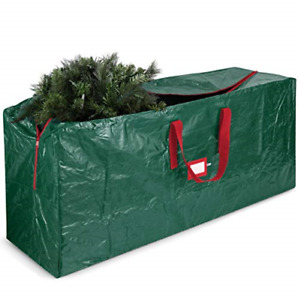 Large Christmas Tree Storage Bag - Fits Up to 9 ft Tall Holiday Artificial Trees