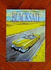 Diaz CANALES & GUARNIDO BLACKSAD Amarillo Editions Dargaud 2013