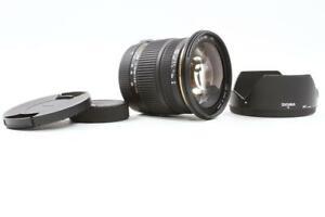 [Nr MINT!]  Sigma 17-50mm f/2.8 EX DC HSM OS Lens for Nikon Mount