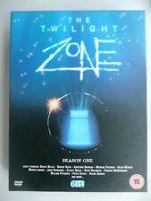 The Twilight Zone (1985) - Season One (DVD, 2005, 6-disc box set)