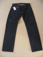 Pure Blue Japan XX-003-VTG Vintage Indigo Selvedge Denim Jeans Size 36 NWT