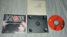 rare game jeu retro GENERATION VIRTUAL REALITY MEETS ACTION ADVENTUR AMIGA CD 32
