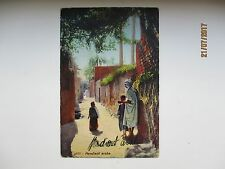 MENDIANT ARABE , L&L LEHNERT LANDROCK PHOTO TUNIS , OLD POSTCARD