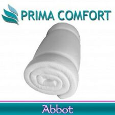 Prima Comfort Portable Memory Foam Travel Mattress Topper with cover -The Abbot