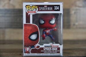 Funko Pop! GAMES SPIDER-MAN #334 Spider-Man Gamerverse