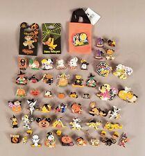 Lot 58 Halloween Enamel Pins Disney AA Hard Rock Olympic Limited Edition