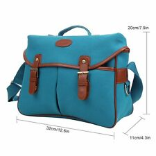 Fashion DSLR Camera Bag Case Messenger Shoulder Bag for Nikon Sony Canon Olympus