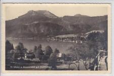 AK St. Gilgen, Brunnwinkel, Zwölferhorn, 1951