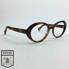 c987f5b3365 CALVIN KLEIN TORTOISE ROUNDED EYEGLASS FRAME Authentic. MOD  CK 4003