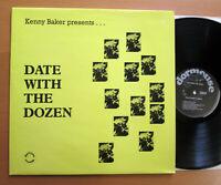 Kenny Baker Presents Date With The Dozen 1987 EXCELLENT Dormouse DM9