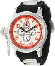 Invicta men's 1928 Russian Diver 0range red no reserve free shipping