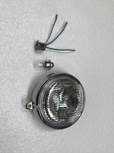Honda cl70 ct70 s90 (ct90 62-69 only) cl90 complete head light(ss67) *NEW*