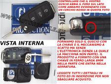 Llave CUBIERTA MANDO PARA CONTROL REMOTO 3 BOTONES VW POLO PASSAT GOLF 6 MÁS