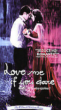 Guillaume Canet Love Me si te atreves Marion Cotillard Vhs Video