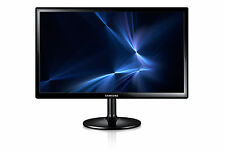 Samsung SyncMaster S24C350H 61 cm (24 Zoll) 16:9 LED LCD Monitor - Glossy Black