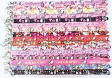 10pcs mix hello kitty Neck Lanyard Straps for MP3/4 cell phone Lanyard JP-04