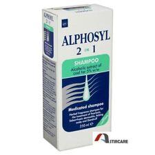 ALPHOSYL 2-IN-1 MEDICATED SHAMPOO ITCHING SCALP AND DANDRUFF TREATMENT 250 ML