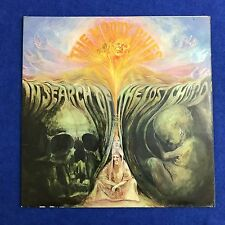 MOODY BLUES In Search Of The Lost Chord UK Vinyl LP D