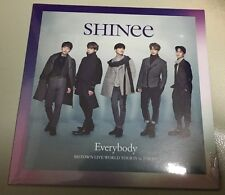 NEW SHINee Everybody SMTOWN LIVE WORLD TOUR IV in TOKYO DVD JAPAN KPOP F/S