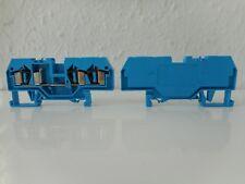 3- Leiter- Durchgangsklemmen, blau, 281-684 - WAGO - ( VE 50 Stück) - #7017