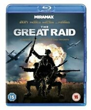 The Great RAID Blu-ray UK BLURAY