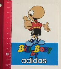 Aufkleber/Sticker: Adidas - Bill Body (04011723)