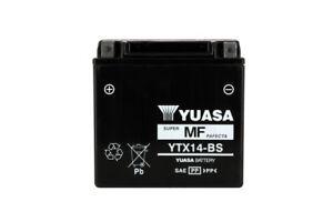 Batería YTX14-BS 12v 12ah Yuasa Moto guzzi V 7 2012-2016