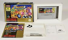 Super Nintendo SNES,Super Bomberman 2 PAL,OVP