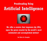 Proofreading Service Using Artificial Intelligence – Deep-Paraphrase Editing