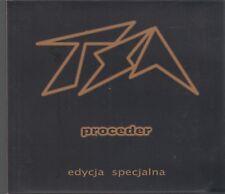 TSA PROCEDER SPECIAL LIMITED EDITION 2005 PIEKARCZYK TOP RARE OOP CD KLAATU IRA