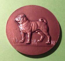 Médaille Du Chien Carlin