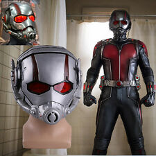 Ant-Man Helmet Scott Lang Mask Halloween Party Cosplay Resin Full Face Hood