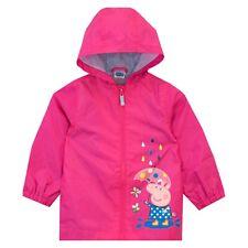 Girls Peppa Pig Mac   Peppa Pig Raincoat   Girls Peppa Pig Jacket