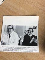 m6-2 ephemera 1970 picture dr walter jacoby munich mitschke